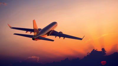 plane-photography-airliner-flying-wallpaper-sunset